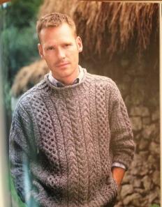 Aran Knitting nancyjthomas