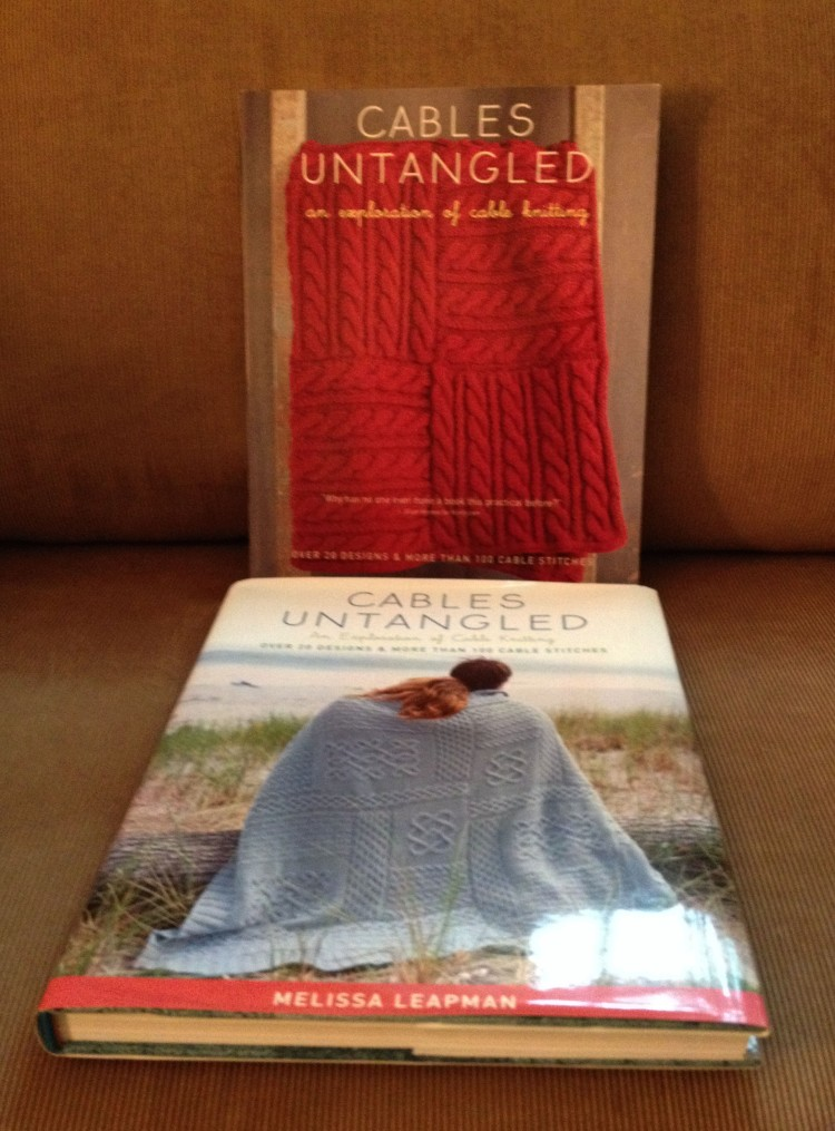 Cables Untangled - paperback and hardback