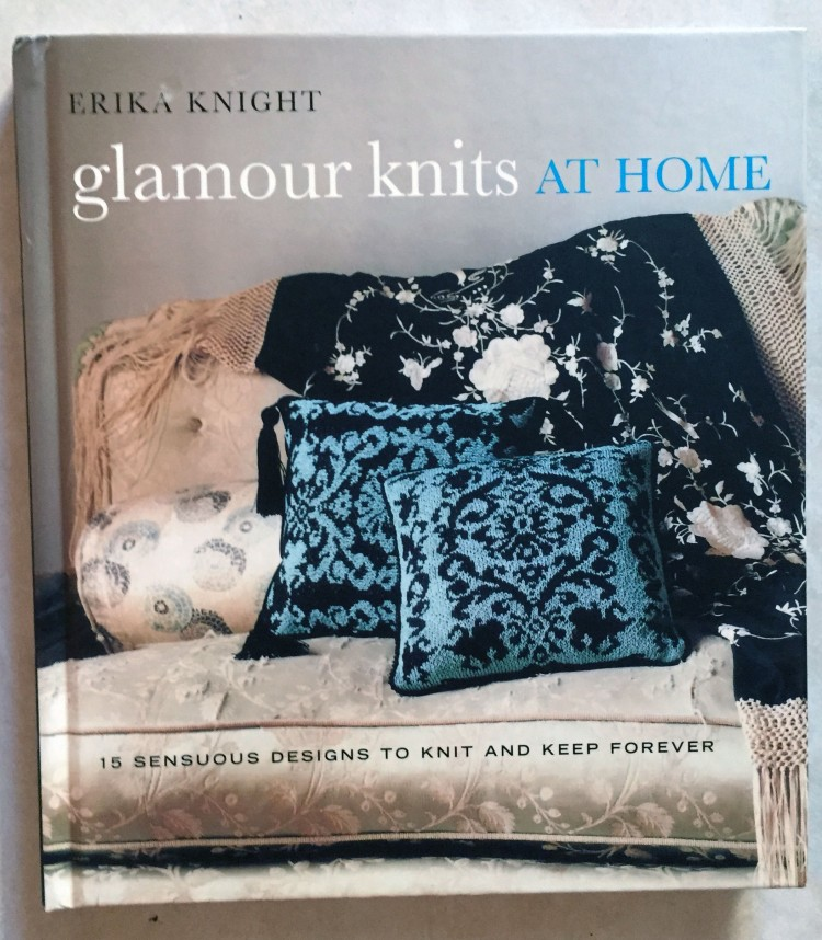 Glamour Knits at Home