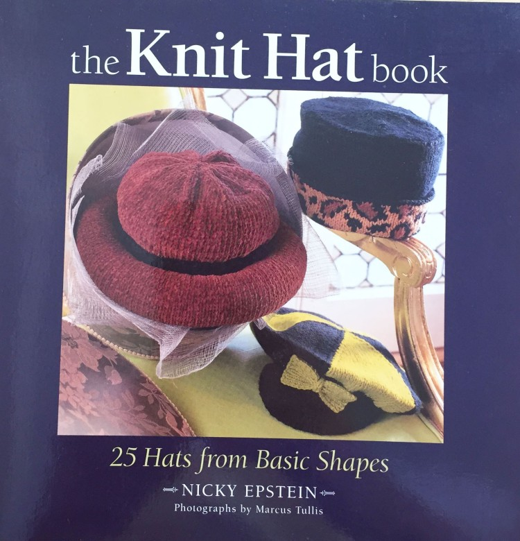 The Knit Hat Book cover