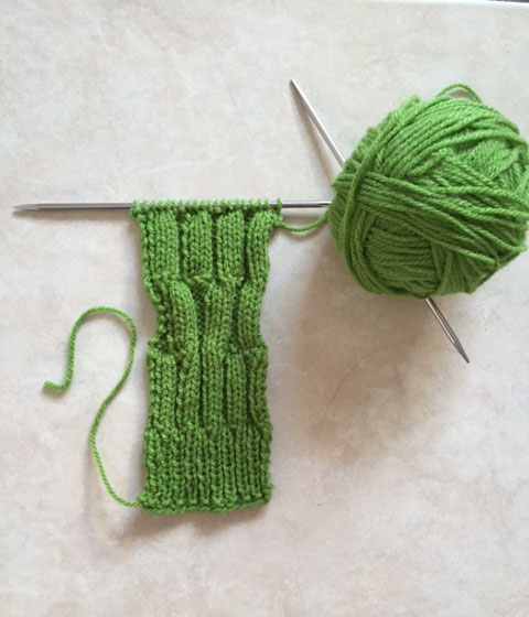 knit and purl combos