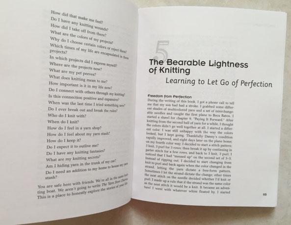 Chapter 5 - The Bearable Lightness of Knitting