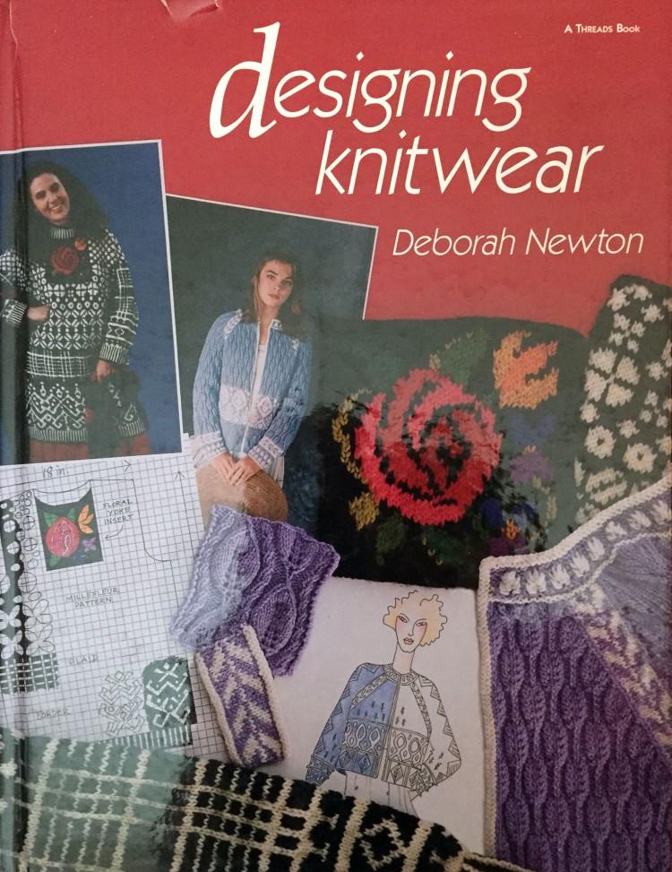 Designing Knitwear by Deborah Newton