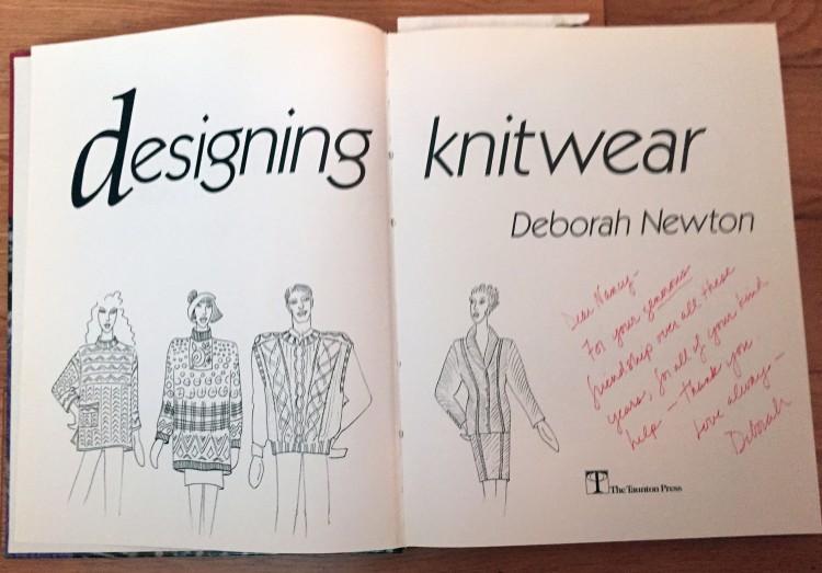 Designing Knitwear - autograph by Deborah