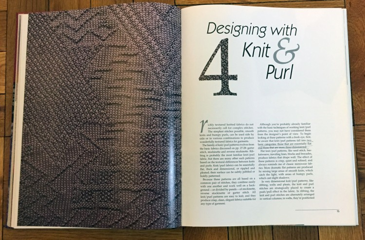 Chapter 4 - Knit & Purl