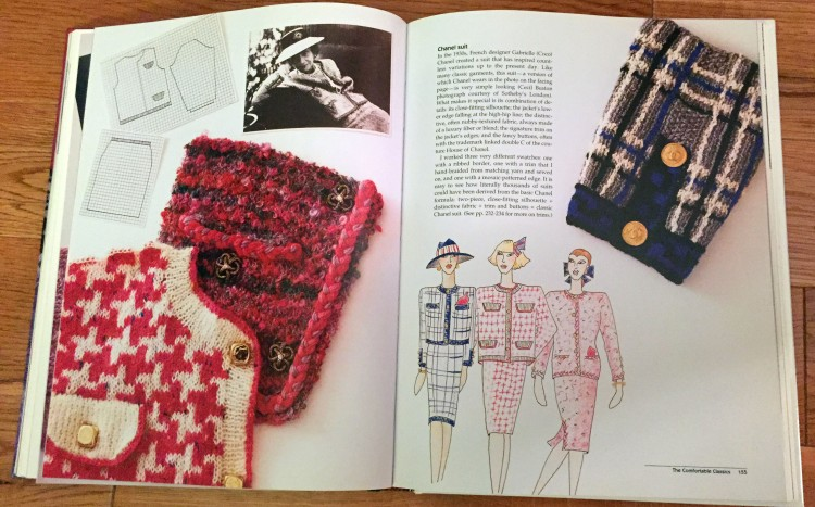 Chapter 6 - Chanel knits