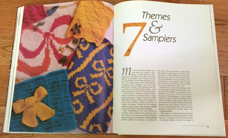Chapter 7 - Stitches and Samplers