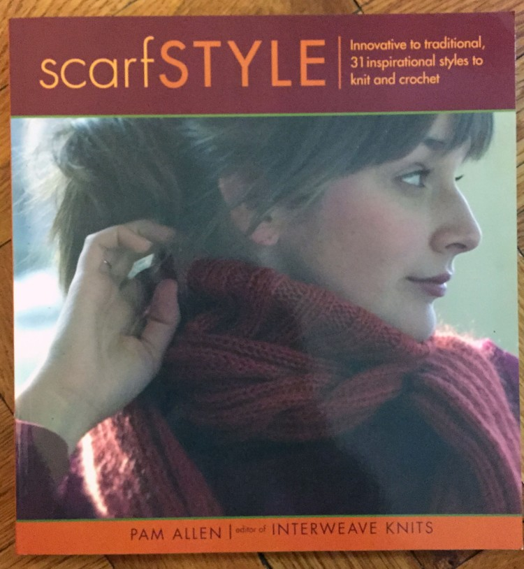 Scarf Style - Interweave - 2004