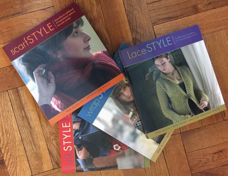 Interweave STYLE books