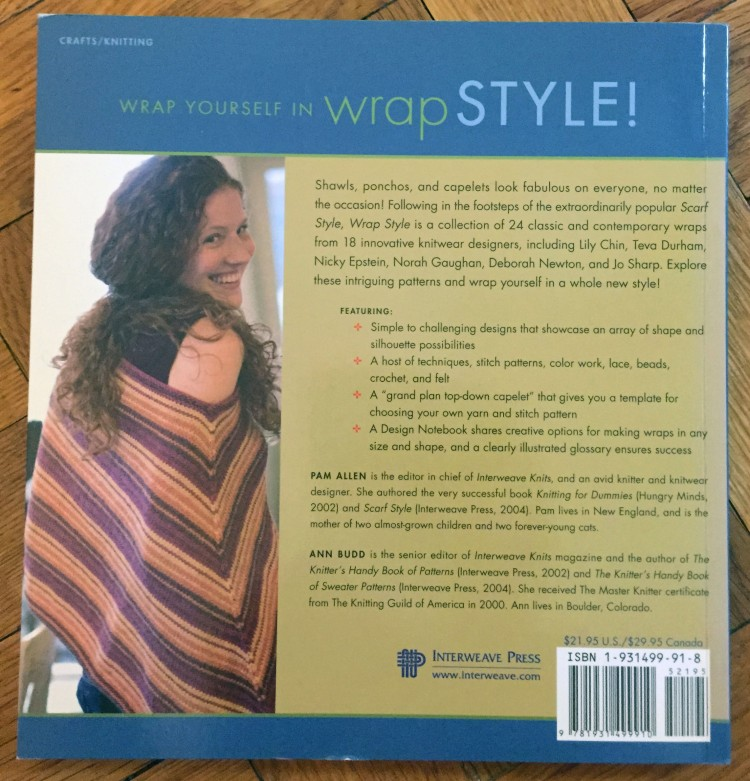 Wrap Style - back cover