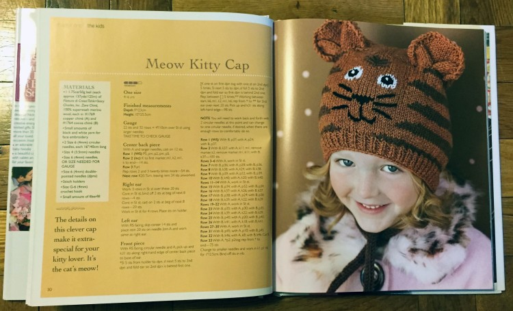 Meow Kitty Cap