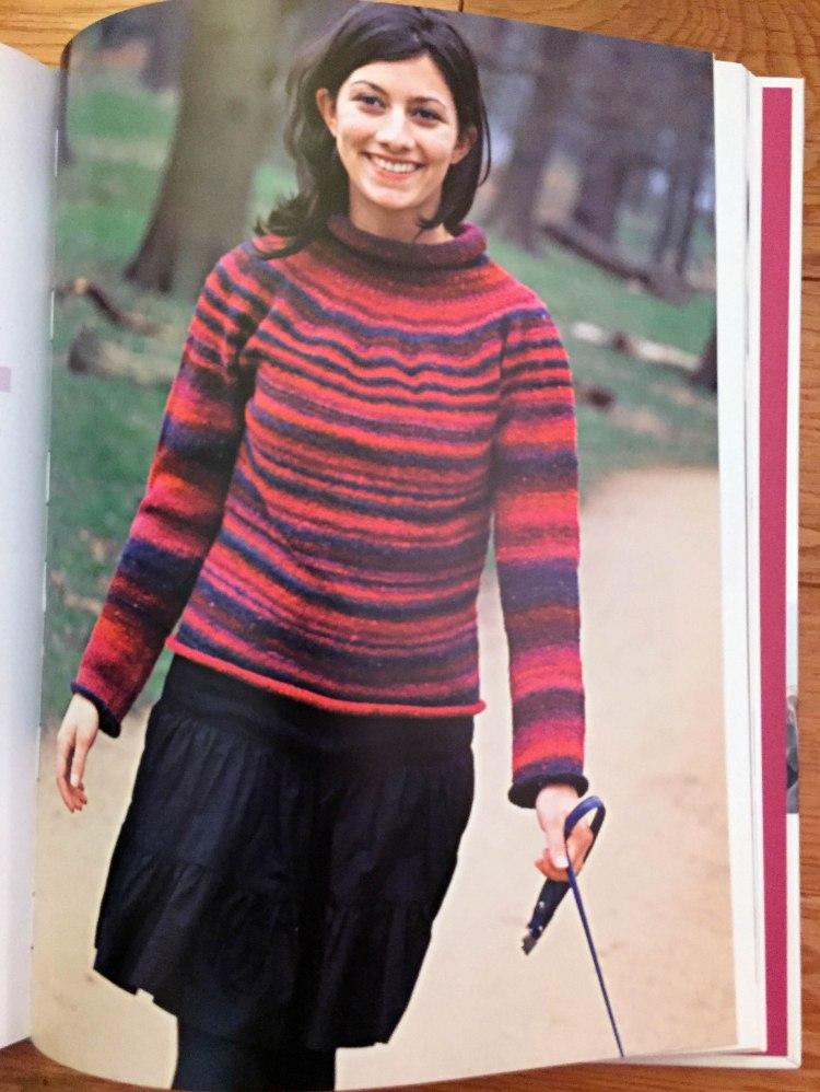 Circular Sweater