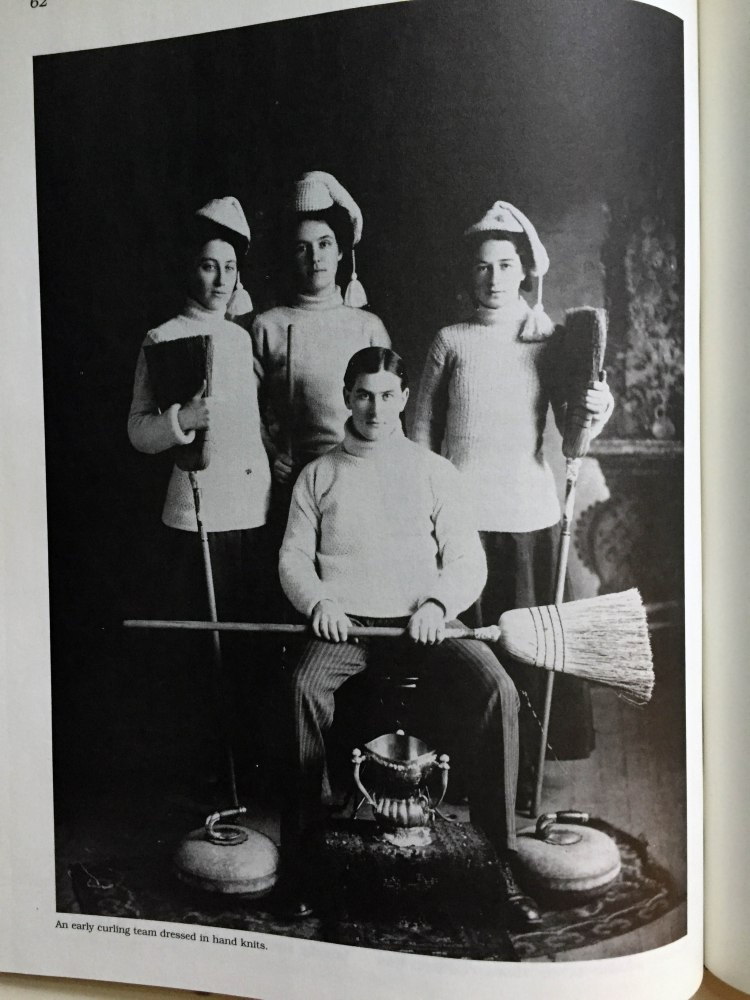 Canadian Curling Team