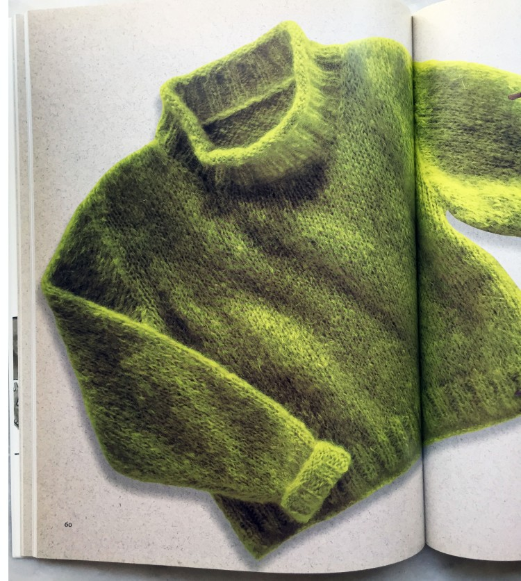 Mohair Pullover