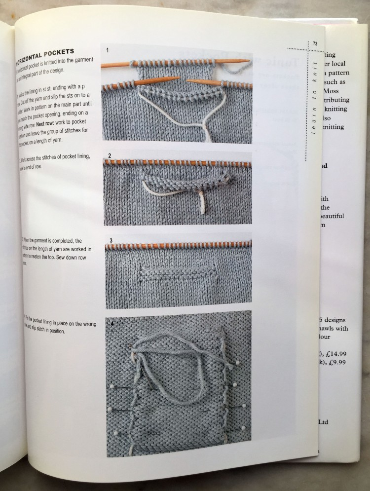 How to make a set-in pocket